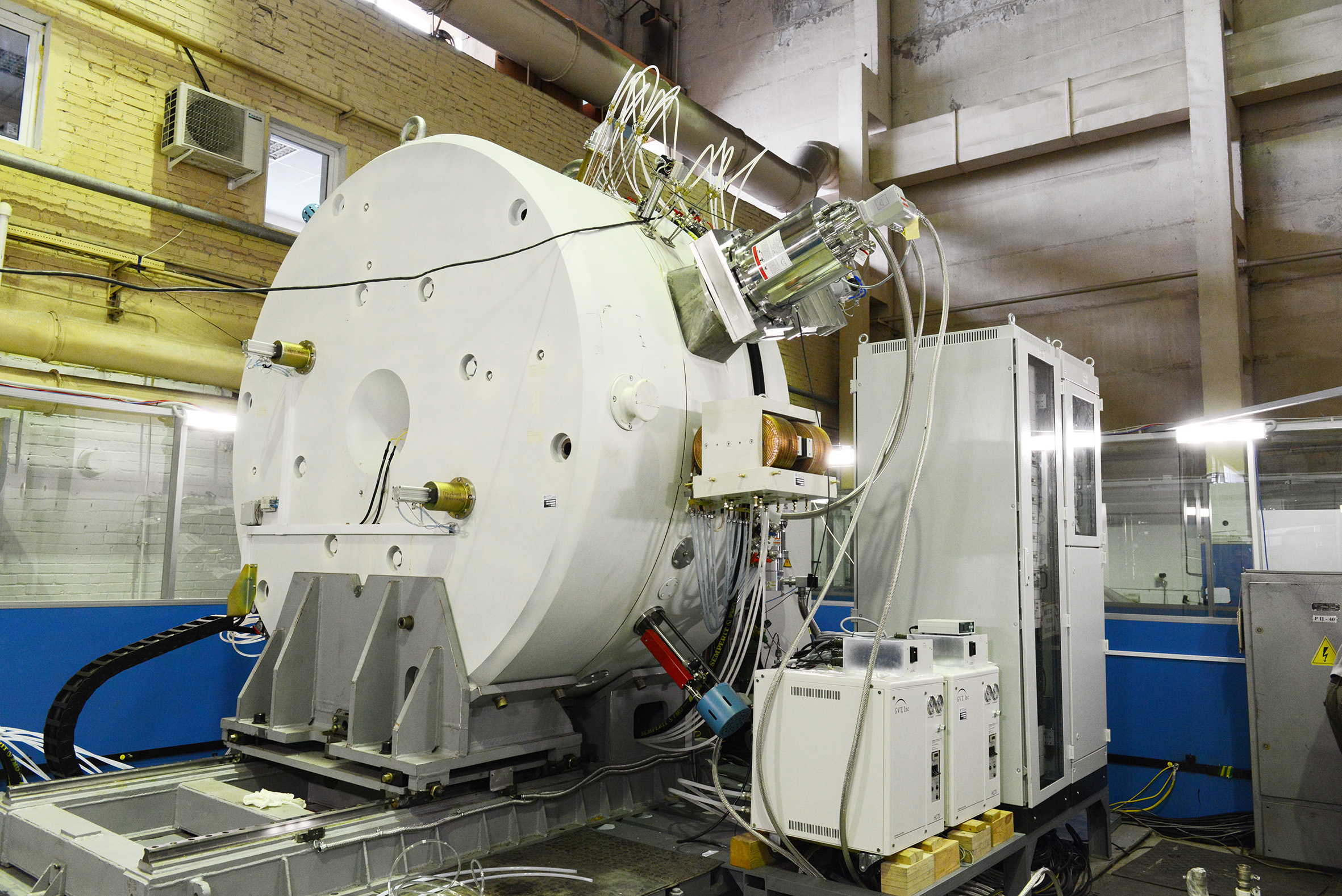 ROSATOM-MANUFACTURED CYCLOTRON SHIPPED TO KINGDOM OF THAI-LAND NUCLEAR RESEARCH INSTITUTE