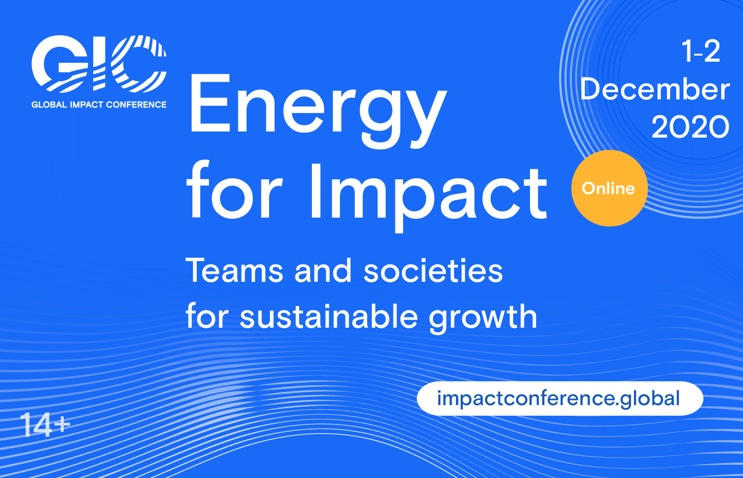 "International Leaders to Discuss Human-Centric Sustainability at ""Energy for Impact"" Conference"