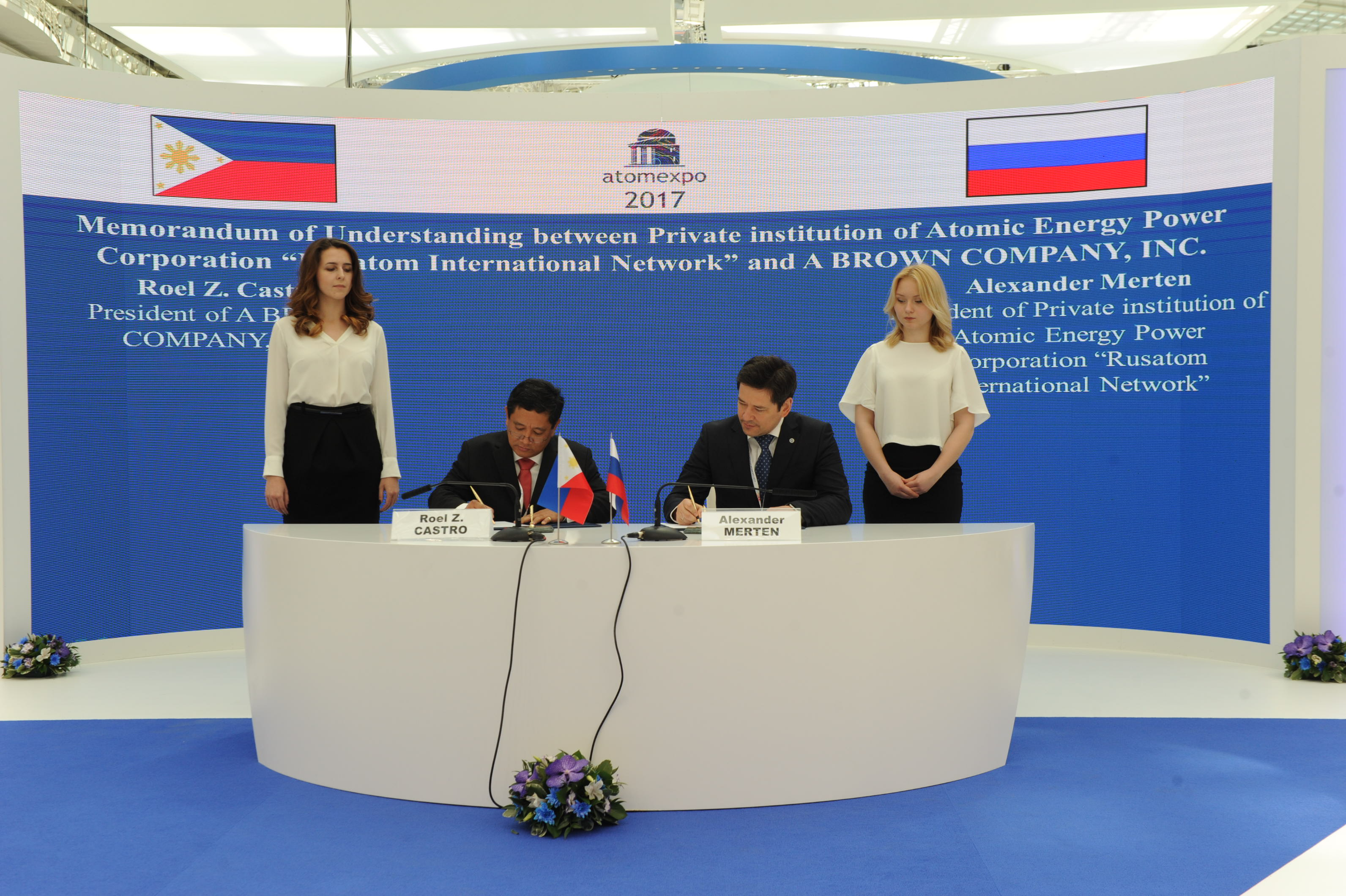 Rusatom – International Network and ABCI agreed to develop cooperation